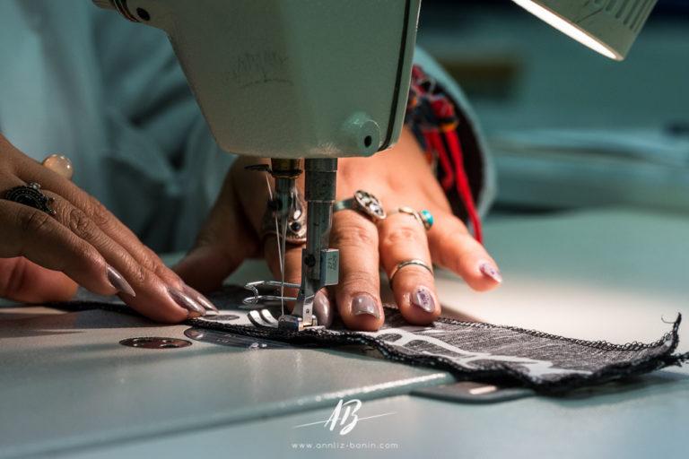 reportage GRETA - filière couture